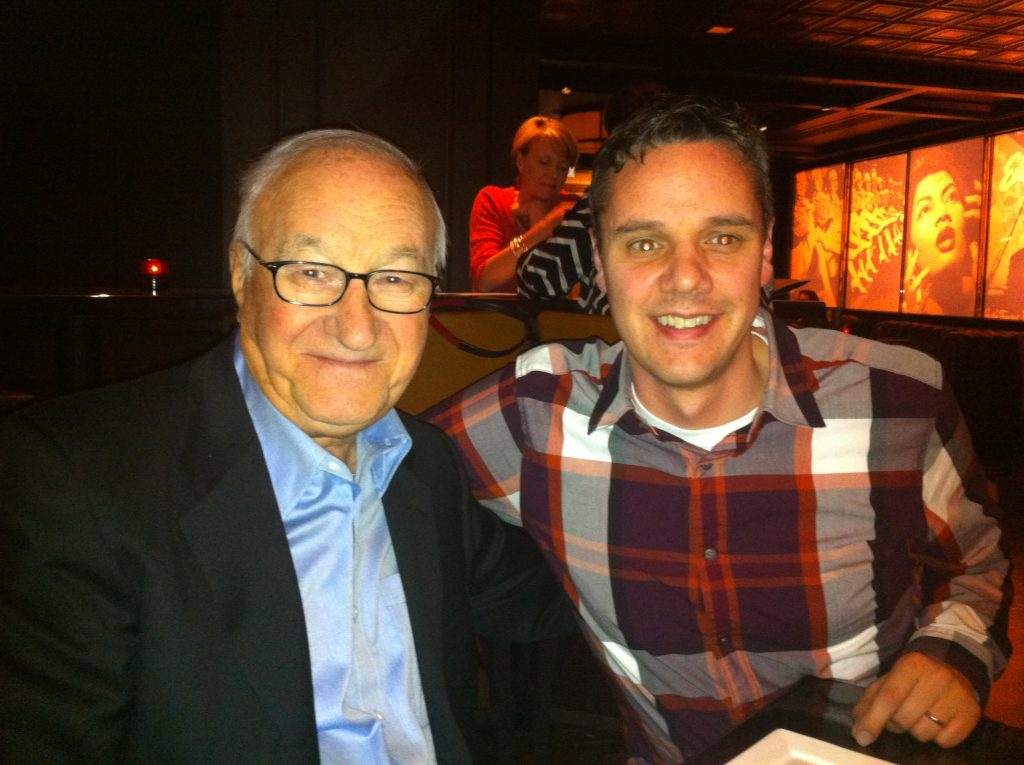 5 Things I Learned (or was reminded of) During My Dinner with Dr. Albert Bandura